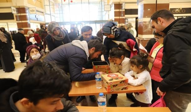 Konya ''Sosyal Medyadan Sosyal Meydana'' İndi