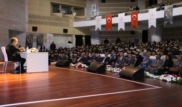 """5. TEMATİK KIŞ KAMPLARI """"GÖNÜL COĞRAFYASI KAMPI"""" KONYA'DA BAŞLADI"""