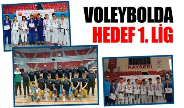 Voleybolda Hedef 1. Lig
