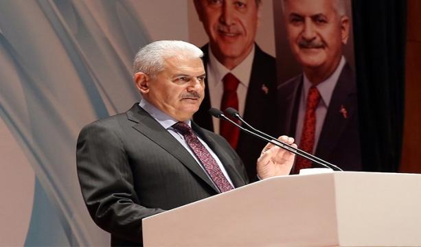 Başbakan Yıldırım, İl Emniyet Müdürleri toplantısına katılarak konuşma yaptı
