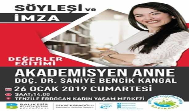 AKADEMİSYEN ANNE BALIKESİR'DE
