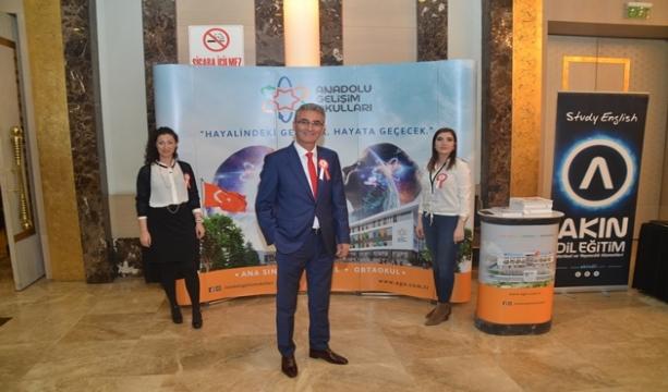 Anadolu Gelişim Okulları 'na  Anlamlı Ödül