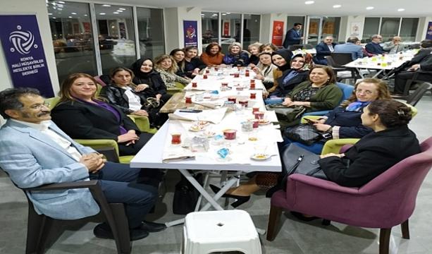Konya Mali Müşavirler Meslekte Birlik Derneğinden Gövde Gösterisi..