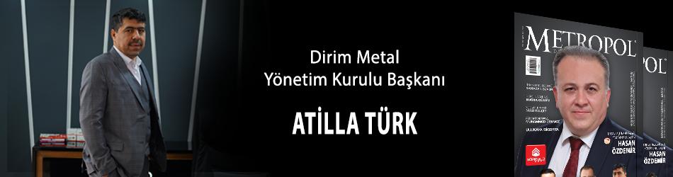 Konya'nın Yükselen Değeri Dirim Metal…
